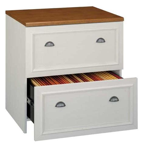 White Wood File Cabinet Antique Filing Cabinets
