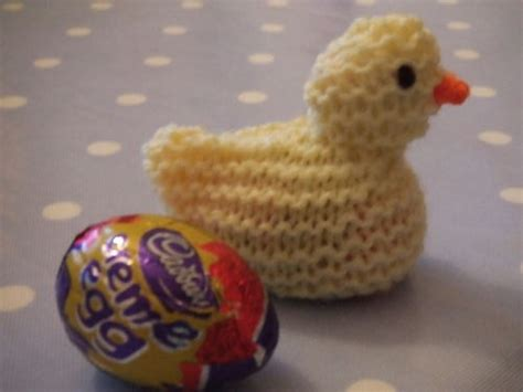 knitting pattern easter chick creme egg pin by jordan sheffield on crafts pinterest
