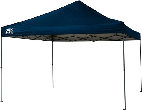 instant shade awning quik shade weekender instant canopy 10 x10