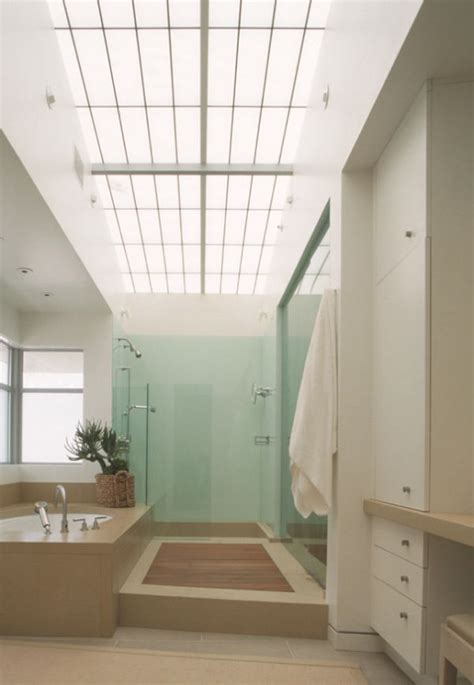 bathroom skylights six stunning uses of skylights in bathrooms