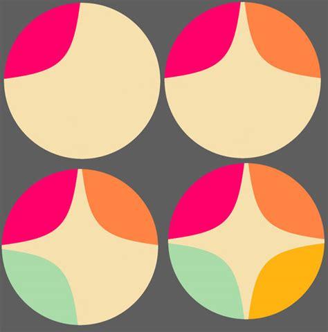 adobe illustrator random pattern how to create a bright geometric circle pattern in adobe