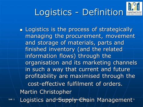 design logistics meaning logistics and competitive strategy ppt video online download