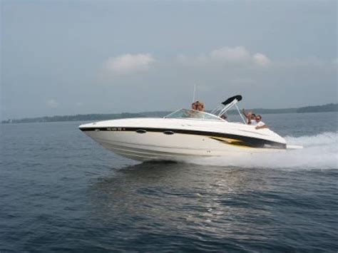 speedboot chaparral 265 2002 chaparral 235 ssi by marine connection boat sales