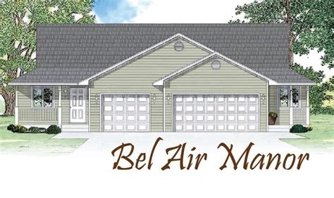 multifamily plans heritage homes  nebraska custom