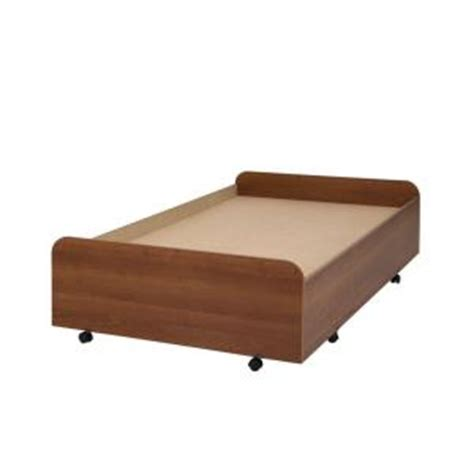 bed frame home depot south shore furniture mobby twin size trundle bed frame on