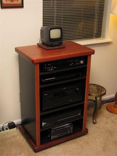 new av equipment cabinet by ferstler lumberjocks