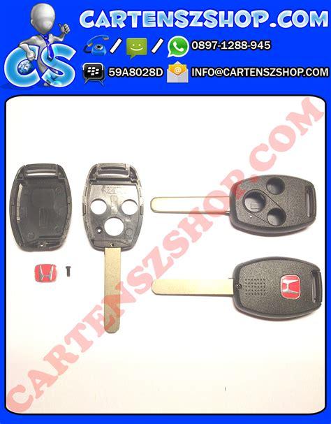 Casing Lipat Honda Lobang 3 baru casing kunci model standar dan model flip key mobil honda