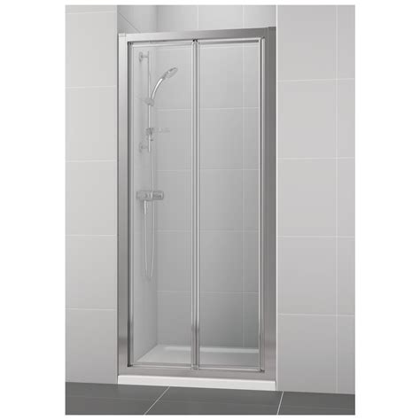 760mm Shower Door Product Details L6645 760mm Bifold Shower Door Ideal Standard