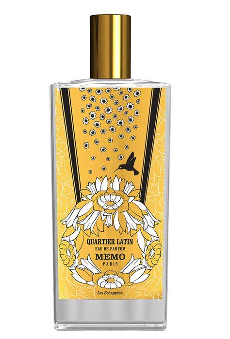 quartier eau de parfum memo perfume a fragrance for and 2012