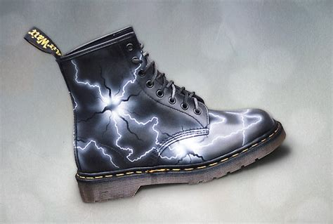 metallica ride the lightning shoes 119 best cool looking dr martens images on doc