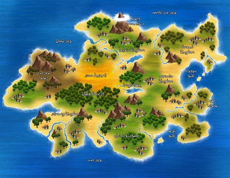 island map new island map by elvenjob on deviantart