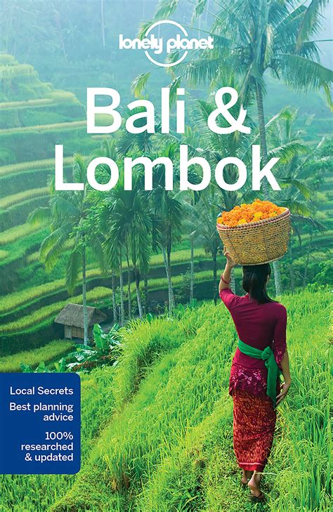 bali lombok  ingles lonely planet