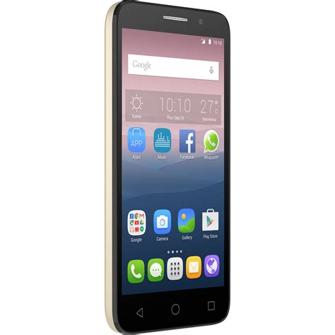 Alcatel One Touch alcatel one touch pop 3 5 5065w 8gb smartphone 5065w
