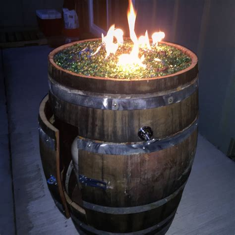 wine barrel pit wine barrel pit deluxe edition