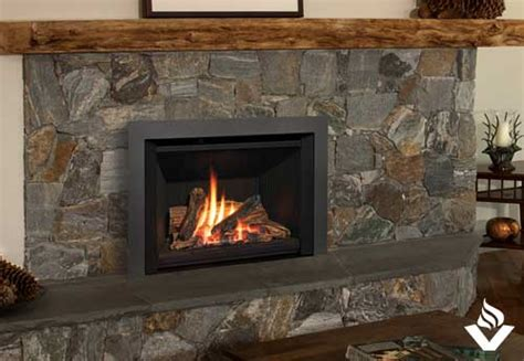 valor legend g4 series fireplace insert vancouver gas