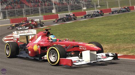 Formula 1 F1 2011 f1 2011 review bit tech net