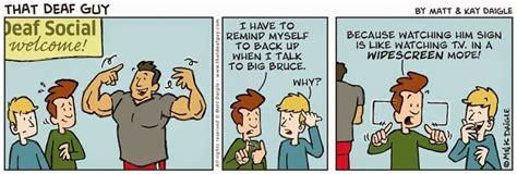 Deaf Search That Deaf Comics Search Deaf Comic