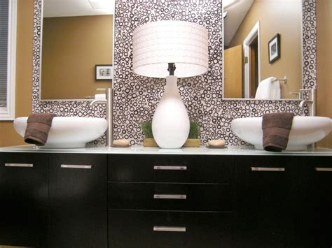 mirror ideas for bathrooms 10 beautiful bathroom mirrors hgtv