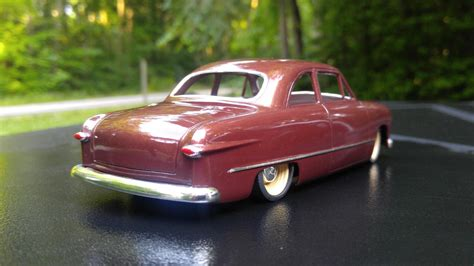 49 Ford Coupe by Amt 49 Ford Coupe On The Workbench Model Cars Magazine