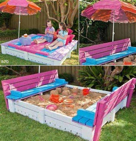 wow 25 playful diy backyard projects to your