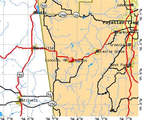 lincoln arkansas lincoln arkansas ar 72744 profile population maps