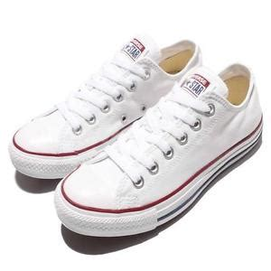 Converse Low Tops Clasic Coklat converse all ox white classic low top sneakers