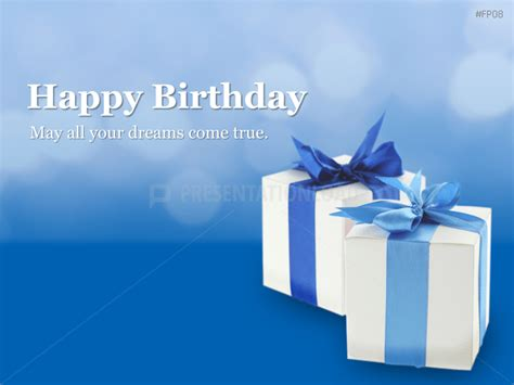 powerpoint birthday template presentationload birthday templates