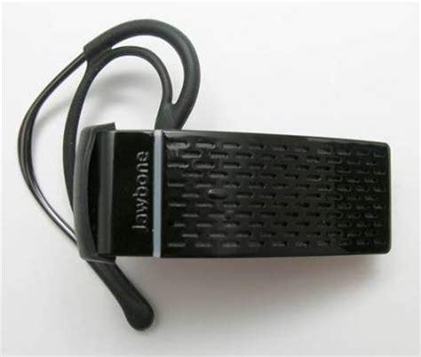 Headset Bluetooth Jawbone aliph bone conduction bluetooth headset reviewed slashgear
