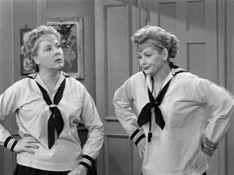 love lucy  golf game tv episode