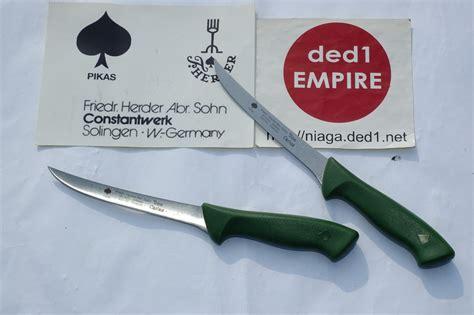 Pisau Cap Garpu Herder pisau lapah daging 6inci cap garpu f herder