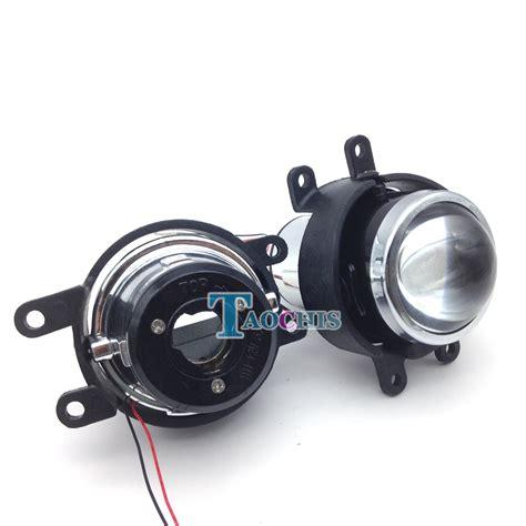 Projector Xenon taochis m6 car 2 5 inch bi xenon projector lens kit h11 bulbs clear foglights dedicated