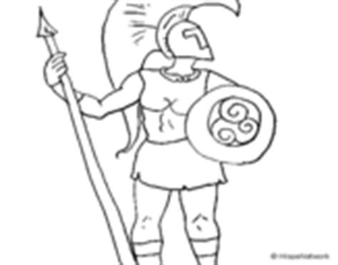 coloring page of trojan greece coloring pages coloringcrew