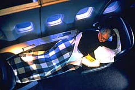 Airline Sleeper Seats by Class Sleeper Seat On Qantas