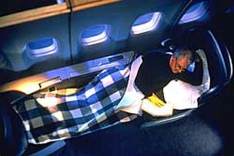 class sleeper seat on qantas