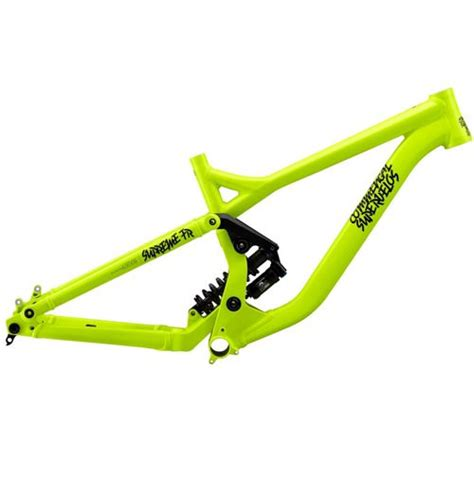 commencal supreme dh frame commencal vip supreme fr frame 2013 chain reaction cycles