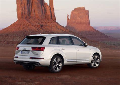 Audi Q7 Daten audi q7 technische daten und verbrauch