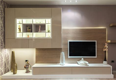 luxury wall mounted modern tv cabinets in black with glass bespoke tv units london furniture artist
