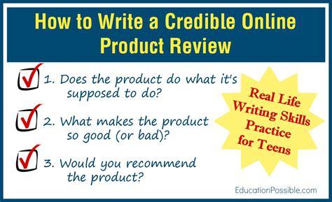 fun  writing  teens  product reviews