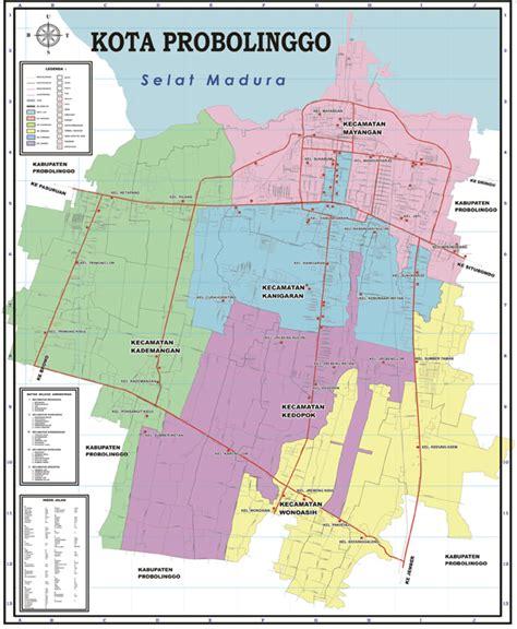 profil kota probolinggo gambaran umum