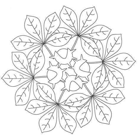 autumn mandala coloring pages autumn mandalas 10 171 preschool and homeschool