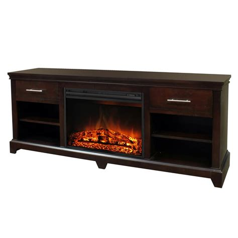 muskoka electric fireplace with 26 inch widescreen insert