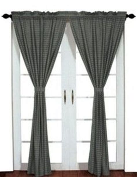 primitive curtains for french doors 1000 ideas about closet door curtains on pinterest
