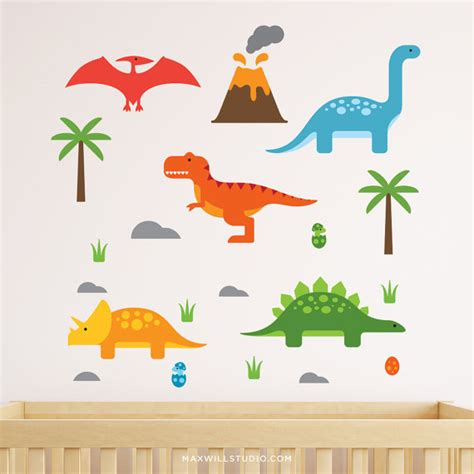 dinosaur wall stickers dinosaur wall stickers dinosaur stickers dinosaur wall