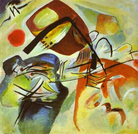 Artist L by Paintings Wassily Kandinsky Paintings