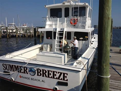 fishing boat sleeping quarters our fleet gulf rebel charters charter fishing orange beach