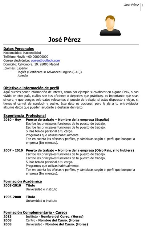 Modelo De Mi Primer Curriculum Vitae Experiencia Laboral Mi Primer Empleo Curriculum Vitae Conocimiento De Una Chica Interesante
