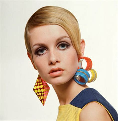 models of the 1960 with short hair mod style mod fashion from the 60s to now