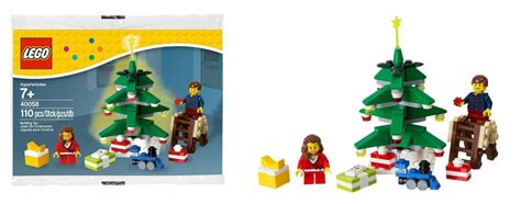 Lego 40058 Decorating The Tree Polybag toys n bricks lego news site sales deals reviews