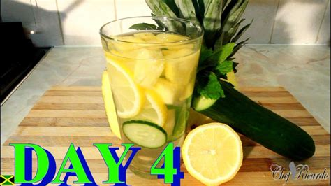 Pineapple And Cucumber Detox by Detox Your With Pineapple On Cucumber Fresh Mint