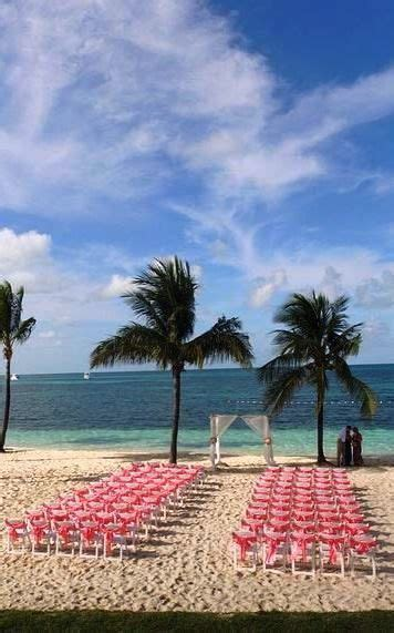 The Perfect Beach Wedding location   West End, Grand